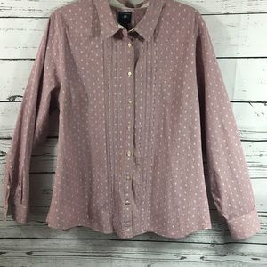 Tommy Hilfiger/ Button up Stretch Shirt / Size XXL